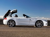 BMW Z4 sDrive35is Roadster AU-spec (E89) 2010–12 photos