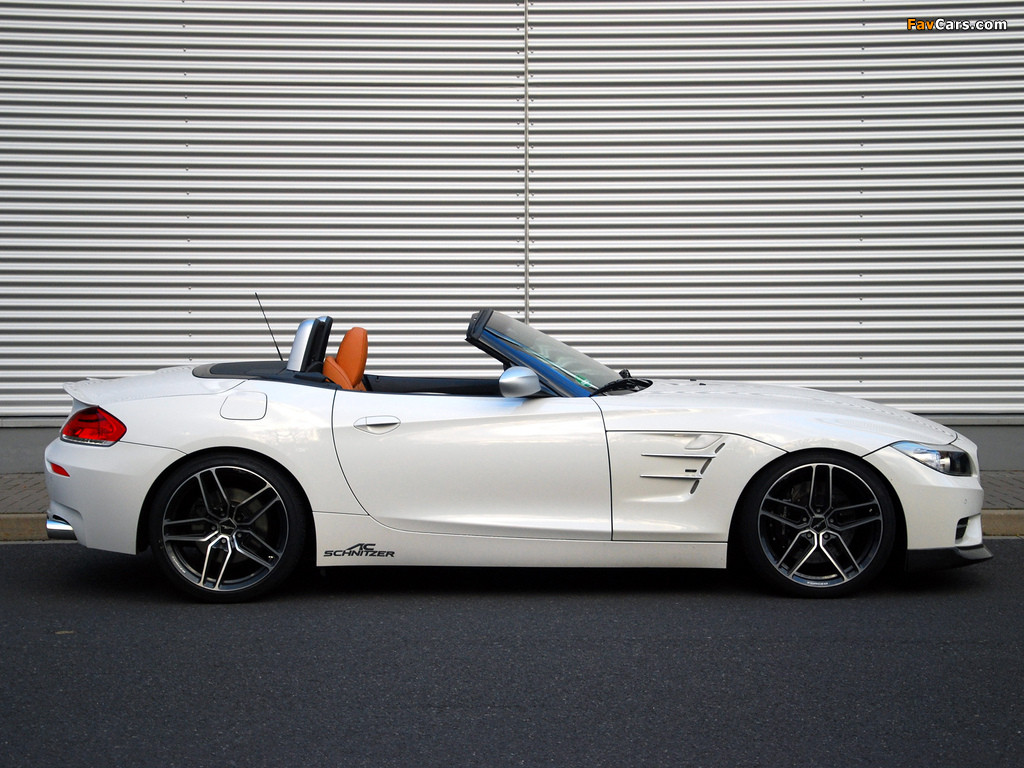 Ac Schnitzer Acs4 Turbo S Roadster E89 2010 Wallpapers