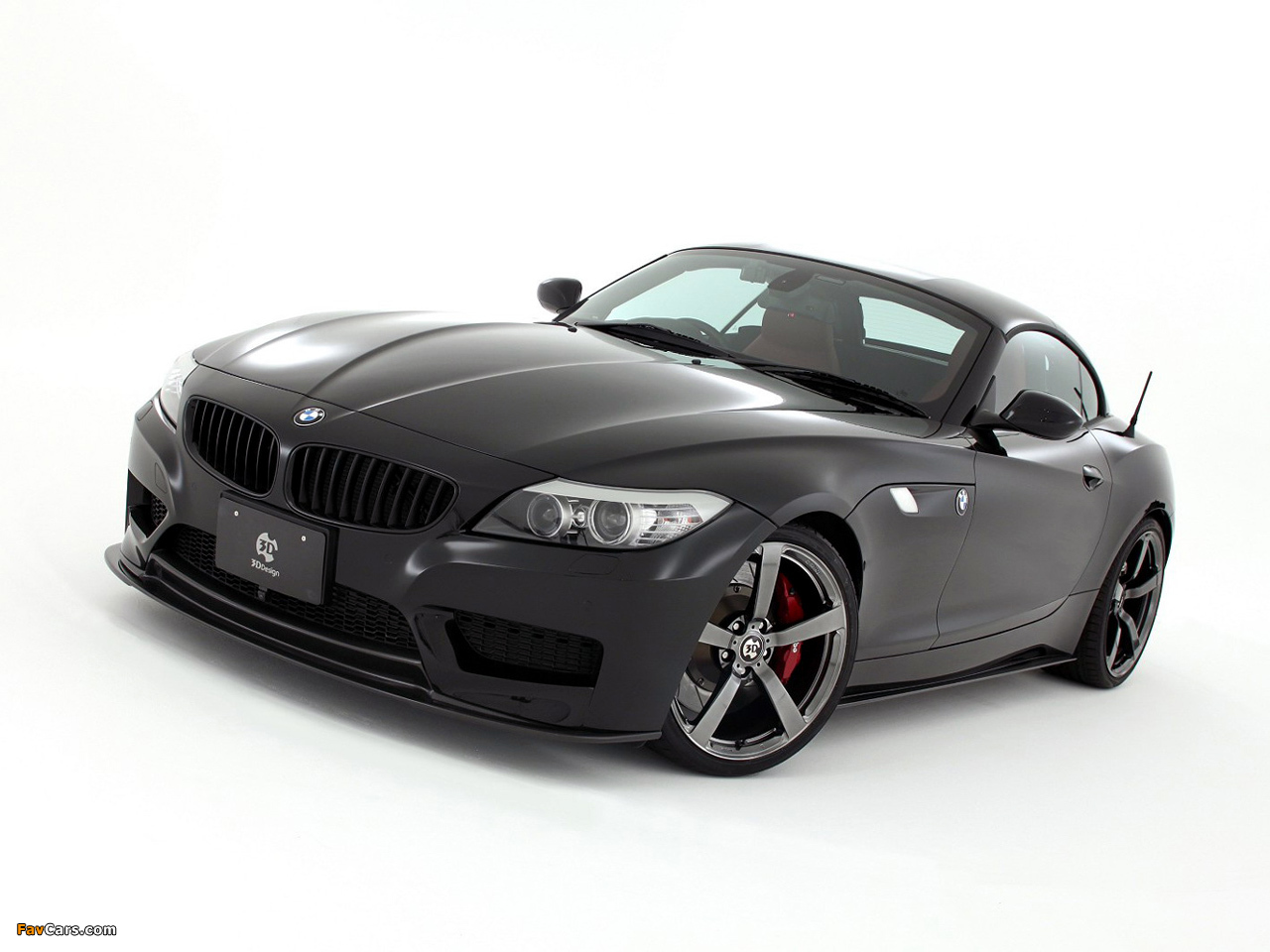 3d Design Bmw Z4 Roadster M Sports Package E89 2011 Wallpapers 1280x960