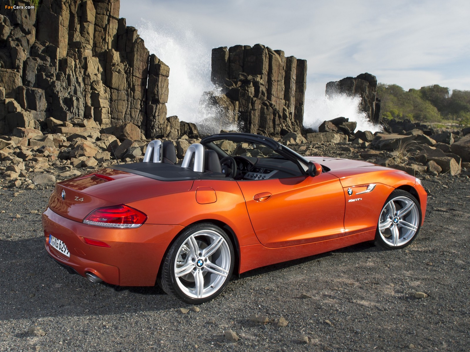 Bmw Z4 Sdrive35is Roadster E89 2012 Pictures 1600x1200