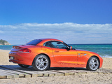 BMW Z4 sDrive28i Roadster AU-spec 2013 images