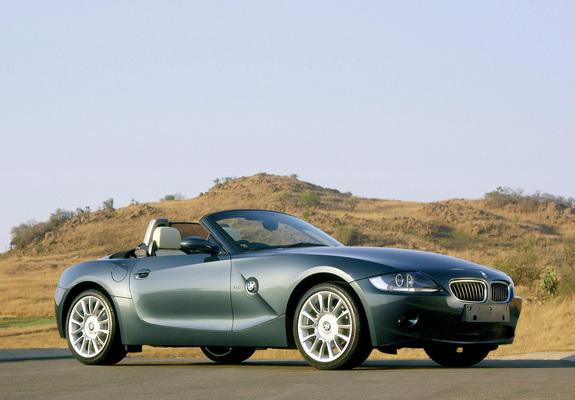 Images Of Bmw Z4 Roadster Individual E85 2004 800x600