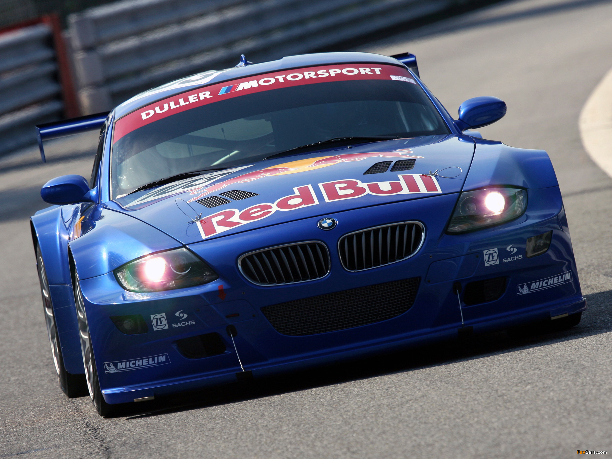 Images Of Bmw Z4 M Coupe Race Car E85 2006 09 2048x1536