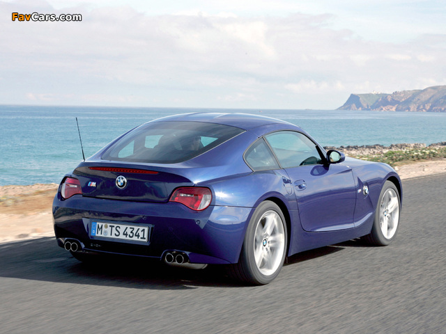 Images Of Bmw Z4 M Coupe E85 2006 08 640x480