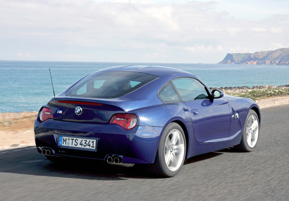 Images Of Bmw Z4 M Coupe E85 2006 08 1280x960