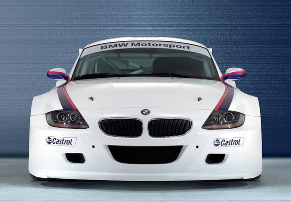 Images Of Bmw Z4 M Coupe Race Car E85 2006 09 1024x768