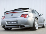 Images of Hamann BMW Z4 M Coupe (E85) 2006–09