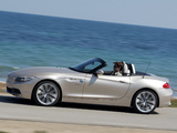 Images of BMW Z4 sDrive35i Roadster (E89) 2009