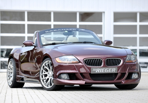 Images Of Rieger Bmw Z4 E85 2010 1280x960