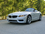 Images of BMW Z4 sDrive28i Roadster US-spec (E89) 2011–12