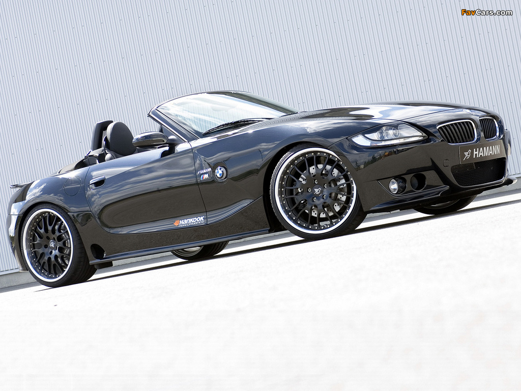Images Of Hamann Bmw Z4 M Roadster E85 1024x768