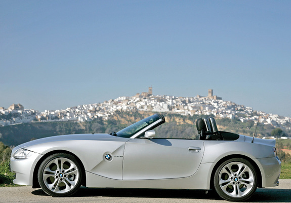 Photos Of Bmw Z4 3 0si Roadster E85 2005 09 1600x1200