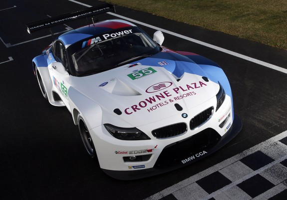 Photos Of Bmw Z4 Gte E89 2013 1024x768