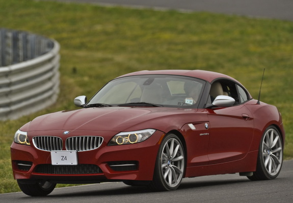Pictures Of Bmw Z4 Sdrive35is Roadster Us Spec E89 2009 12 1280x960