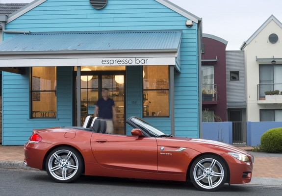 Pictures Of Bmw Z4 Sdrive35is Roadster E89 2012 1280x960