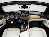 Pictures of BMW Z4 sDrive35i Roadster Pure Fusion Design (E89) 2013