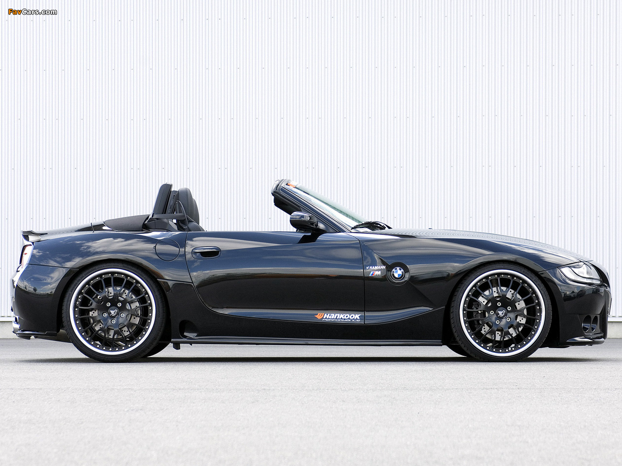 Pictures Of Hamann Bmw Z4 M Roadster E85 1280x960