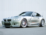 Hamann BMW Z4 M Coupe Renntaxi (E85) 2007 wallpapers