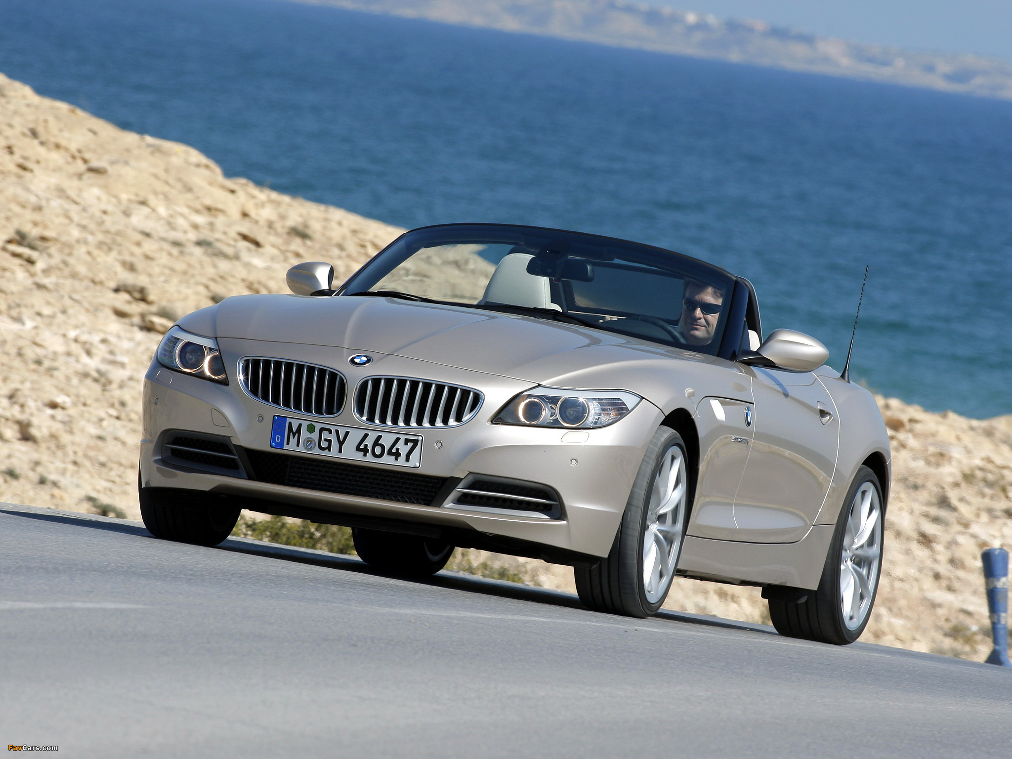 Wallpapers Of Bmw Z4 Sdrive35i Roadster E89 2009 2048x1536