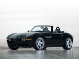 BMW Z8 US-spec (E52) 2000–03 images