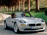 BMW Z8 (E52) 2000–03 photos