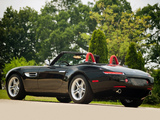 BMW Z8 US-spec (E52) 2000–03 photos