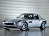 Images of BMW Z8 US-spec (E52) 2000–03