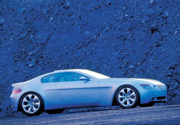 Bmw Z9 Gran Turismo Concept 1999 Images 1600x1200