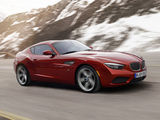 BMW Zagato Coupé 2012 photos