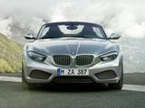 BMW Zagato Roadster 2012 photos