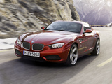 BMW Zagato Coupé 2012 wallpapers
