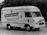 Photos of Borgward B611 Van 1955–60
