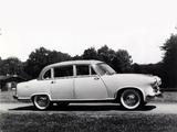 Borgward Hansa 2400 Pullman 1955–57 wallpapers