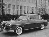 Images of Borgward Hansa 2400 Pullman 1957–58