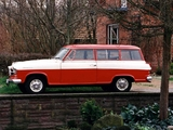 Images of Borgward Isabella Kombi 1958–61