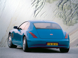Pictures of Bugatti EB118 Concept 1998