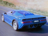 Bugatti EB110 Prototype 1990 wallpapers