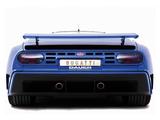 Bugatti EB110 SS by Dauer 1998–99 pictures