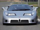 Images of Bugatti EB110 RHD Prototype 1994