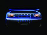 Images of Bugatti EB110 SS US-spec Prototype 1994