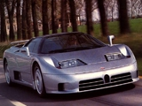Photos of Bugatti EB110 GT 1992–95