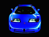 Wallpapers of Bugatti EB110 SS US-spec Prototype 1994