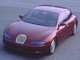 Bugatti EB112 Prototype 1993 photos