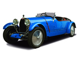 Bugatti Type 38 4-seat Open Tourer 1927 photos