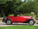 Photos of Bugatti Type 40 Roadster 1929–30