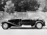 Bugatti Type 41 Royale Victoria Cabriolet by Weinberger 1931 wallpapers
