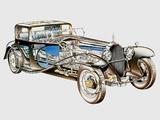 Bugatti Type 41 Royale 1927–33 photos