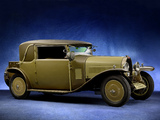 Wallpapers of Bugatti Type 44 Faux Cabriolet 1928