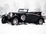 Bugatti Type 49 Drophead Coupe by Van Rijswijk 1930–34 photos
