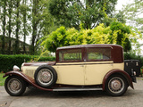 Bugatti Type 49 Saloon 1930–34 wallpapers